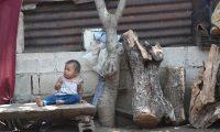 El sistema de salud registra más de 25 mil casos de niños menores de cinco años con desnutrición aguda hasta la primera quincena de noviembre de este año. (Foto Prensa Libre: Hemeroteca)