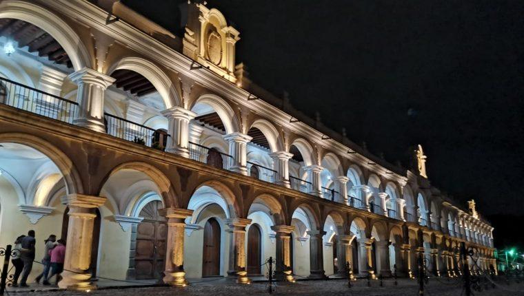 Varias actividades están restringidas en Antigua Guatemala. (Foto Prensa Libre: César Pérez)