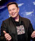 Elon Musk revela en qué año SpaceX enviará a los primeros humanos a Marte. (Foto Prensa Libre: AFP)