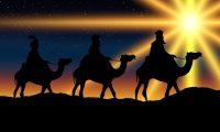 ¿Qué vieron los Reyes Magos que anunciaron el nacimiento de Jesús?  Diferentes teorías hablar al respecto.  (Foto Prensa Libre: Gerd Altmann/ Pixabay )