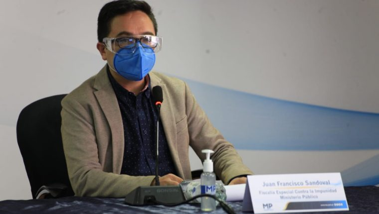 Juan Francisco Sandoval, Feci, Guatemala