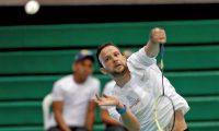 Kevin Cordón  estará en sus cuartos Juegos Olímpicos. (Foto Prensa Libre: Hemeroteca PL)