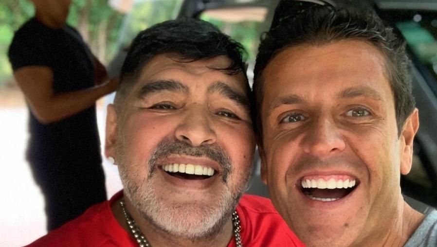 """La dramática revelación de un amigo de Maradona: """"Estoy cansado, me voy con mi mamá y mi papá, me queda poco"""""""