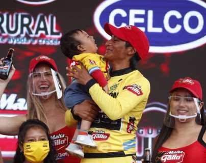 Oficial: Mardoqueo Vásquez es el campeón de la vuelta 60 tras descartar temas de dopaje