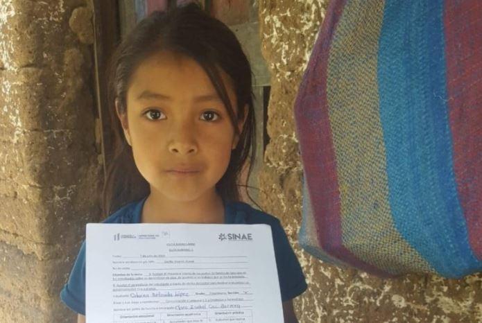 Causa conmoción la muerte de niña de 8 años y su tía, cuyos cuerpos fueron hallados en Santa María Chiquimula