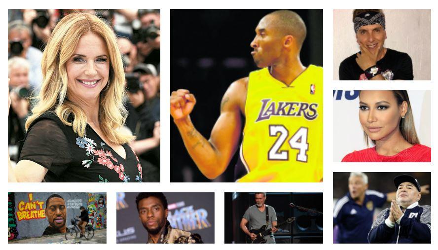 Qué famosos han muerto en 2020 y cuál fue la causa