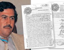 El misterio sobre el paradero de la fortuna de Pablo Escobar permaneció durante mucho tiempo. (Foto Prensa Libre: Mott)