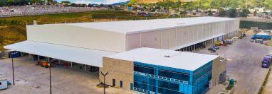 El nuevo centro de distribución de PepsiCo está ubicado en Villa Nueva, y empezó a funcionar en octubre pasado. Se generaron 87 nuevos empleos. (Foto Prensa Libre: Cortesía PepsiCo)