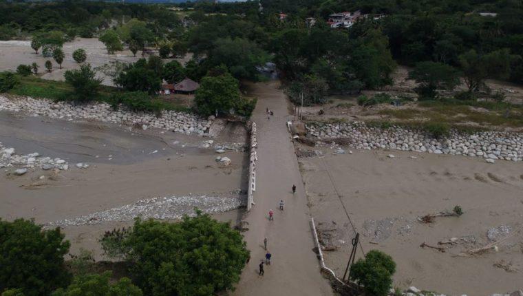 Gobierno prorroga por 30 días el estado de Calamidad en departamentos afectados por Eta