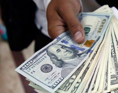 Las remesas se han convertido en una pieza fundamental para la economía del país. (Foto Prensa Libre: Hemeroteca)