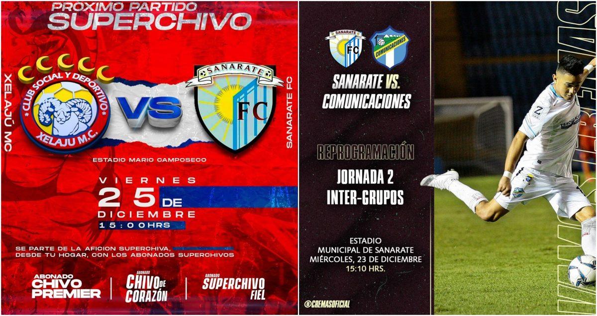 Liga Nacional define fechas para terminar fase de clasificación del Apertura 2020
