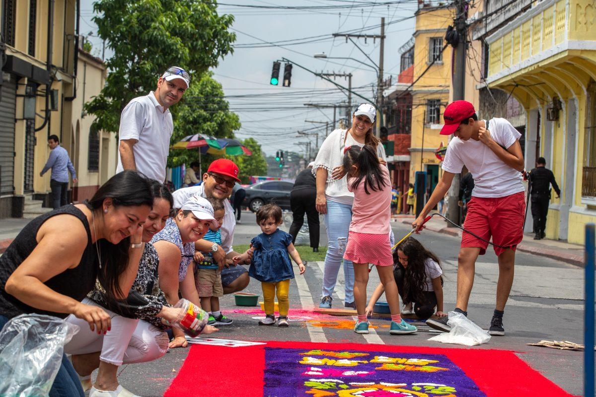 Semana Santa 2021 en Guatemala (en qué fecha cae)