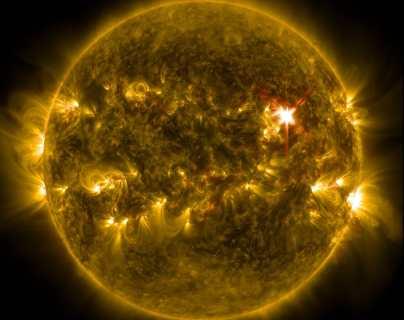 Buscadores de alienígenas detectan probable señal de radio procedente de una estrella cercana