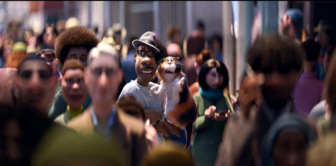Disney estrena Soul, cuando la filosofía y la animación se unen al jazz