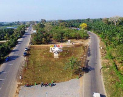 Los allanamientos se efectuaron en una colonia de Ayutla, San Marcos. (Foto: Foto Prensa Libre: Tomada de Facebook Municipalidad de Ayutla)