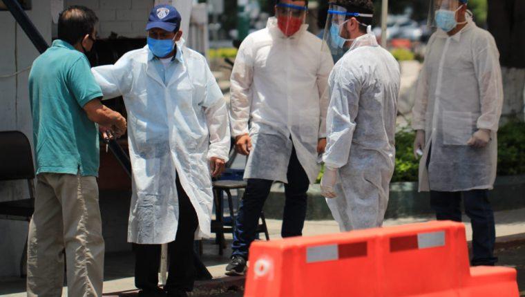 En Guatemala continúan las medidas de prevención por el coronavirus. (Foto Prensa Libre: Hemeroteca PL)