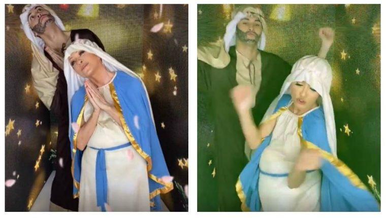 El baile que provoca indignación en los seguidores de Yuri.  (Fot Prensa Libre: Oficialyuri).