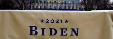 Joe Biden y Kamala Harris jurarán como Presidente y Vicepresidenta de Estados Unidos este miércoles 20 de enero de 2021 a mediodía. (Foto: AFP)
