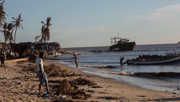 Estados Unidos se replanteará la forma de atender el cambio climático, incluyendo la manera en que atiende a países vulnerables. (Foto: AFP)