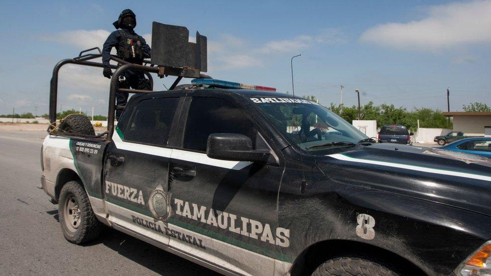 """Masacre en Tamaulipas: qué es la """"frontera chica"""" de México, la zona clave para todo tipo de tráfico ilegal a Estados Unidos"""