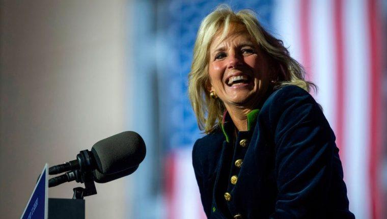 Jill Biden: la próxima primera dama de EE UU es un termino