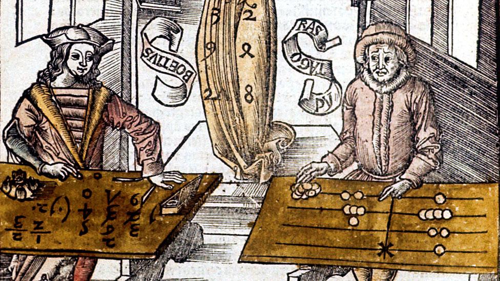 Qué números usaban los antiguos griegos cuando hacían sus asombrosos descubrimientos