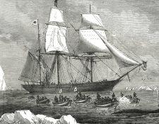 Los cánticos de marineros eran entonados en barcos mercantes al realizar tareas en conjunto.