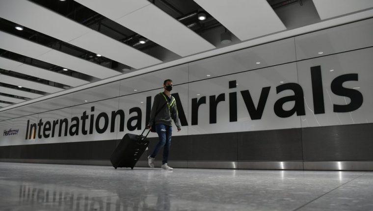 Los vuelos de América del Sur se suspenderán desde este viernes.