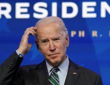 Se informa que Biden planea iniciar su presidencia con diez intensos días de medidas y decretos.