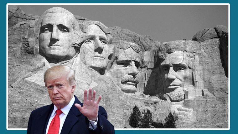 Destacados historiadores entregan su visión sobre cuál será el legado de Donald Trump.