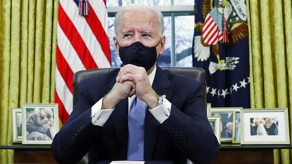 Biden: qué podrá hacer y qué no el nuevo presidente de EE.UU. con el control demócrata de la Casa Blanca y el Congreso de EE.UU.