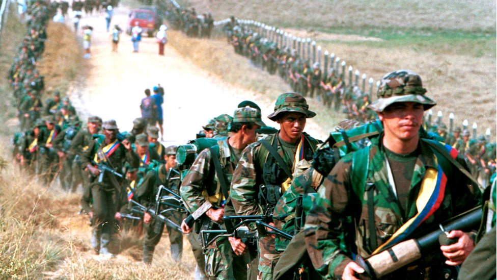 Secuestros, tortura y violencia sexual: la histórica imputación a la antigua cúpula de las Farc en Colombia