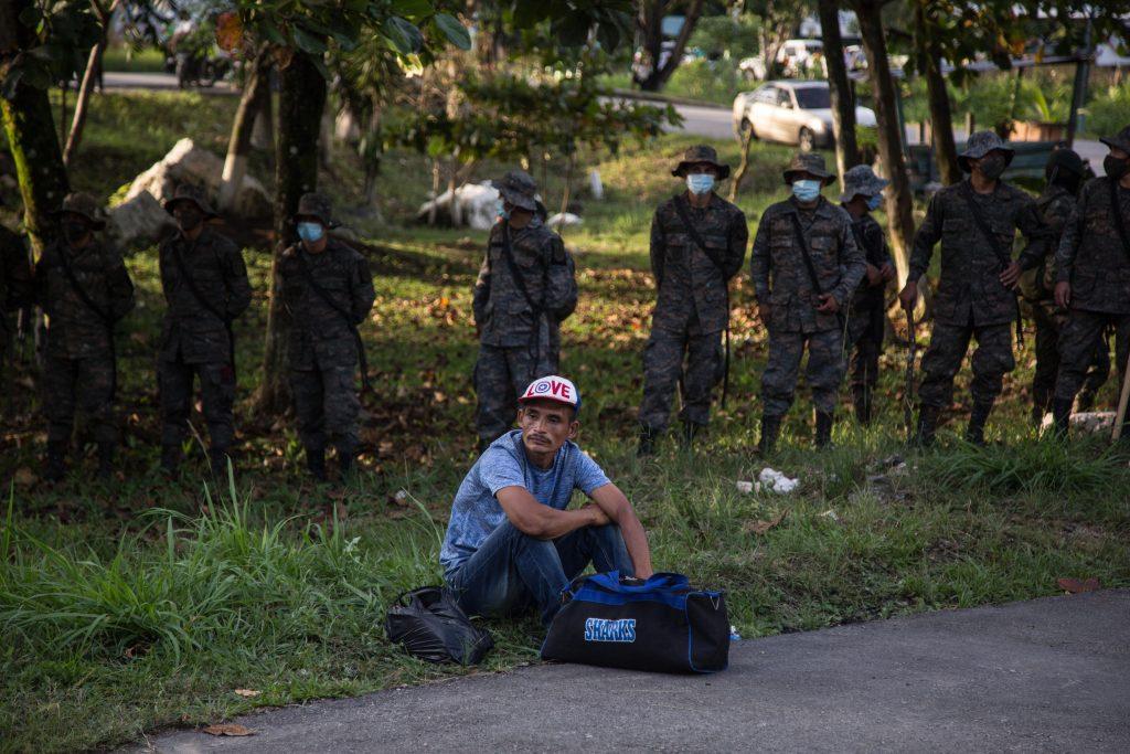 La victoria de Biden alienta nueva caravana hondureña y así se prepara Migración en Guatemala