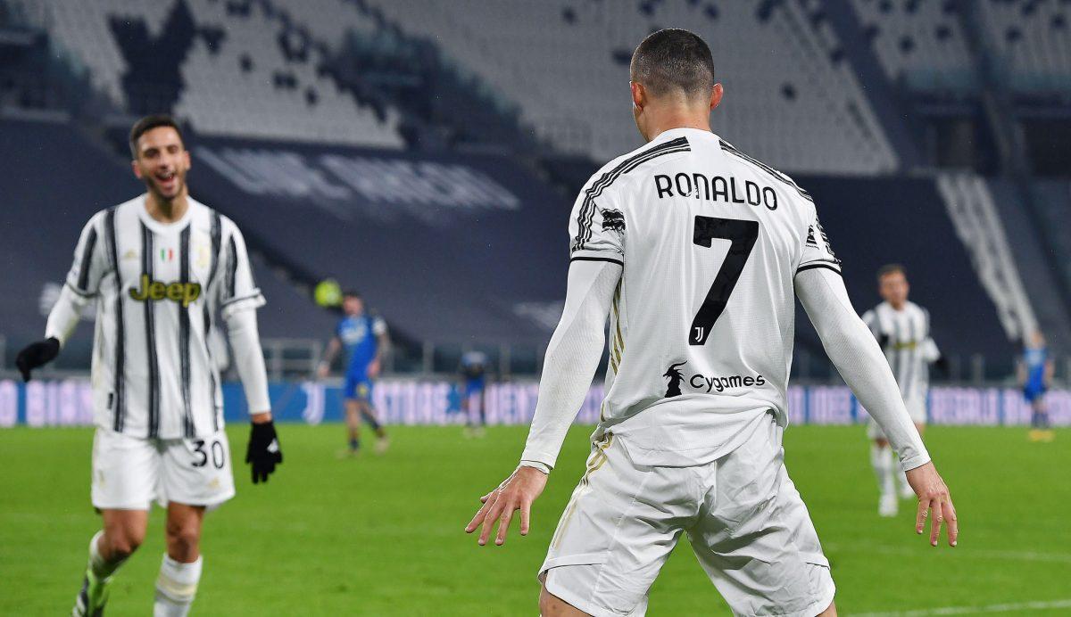 Cristiano castiga al Udinese (4-1), anota su tanto 758 y se mete entre los máximos goleadores de la historia