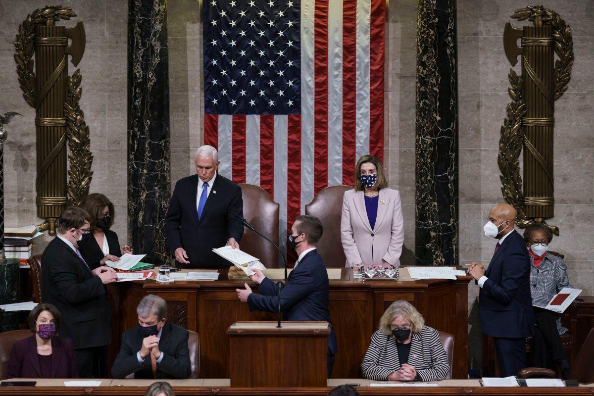 El Congreso de Estados Unidos valida el triunfo de Joe Biden y Donald Trump acepta la transición