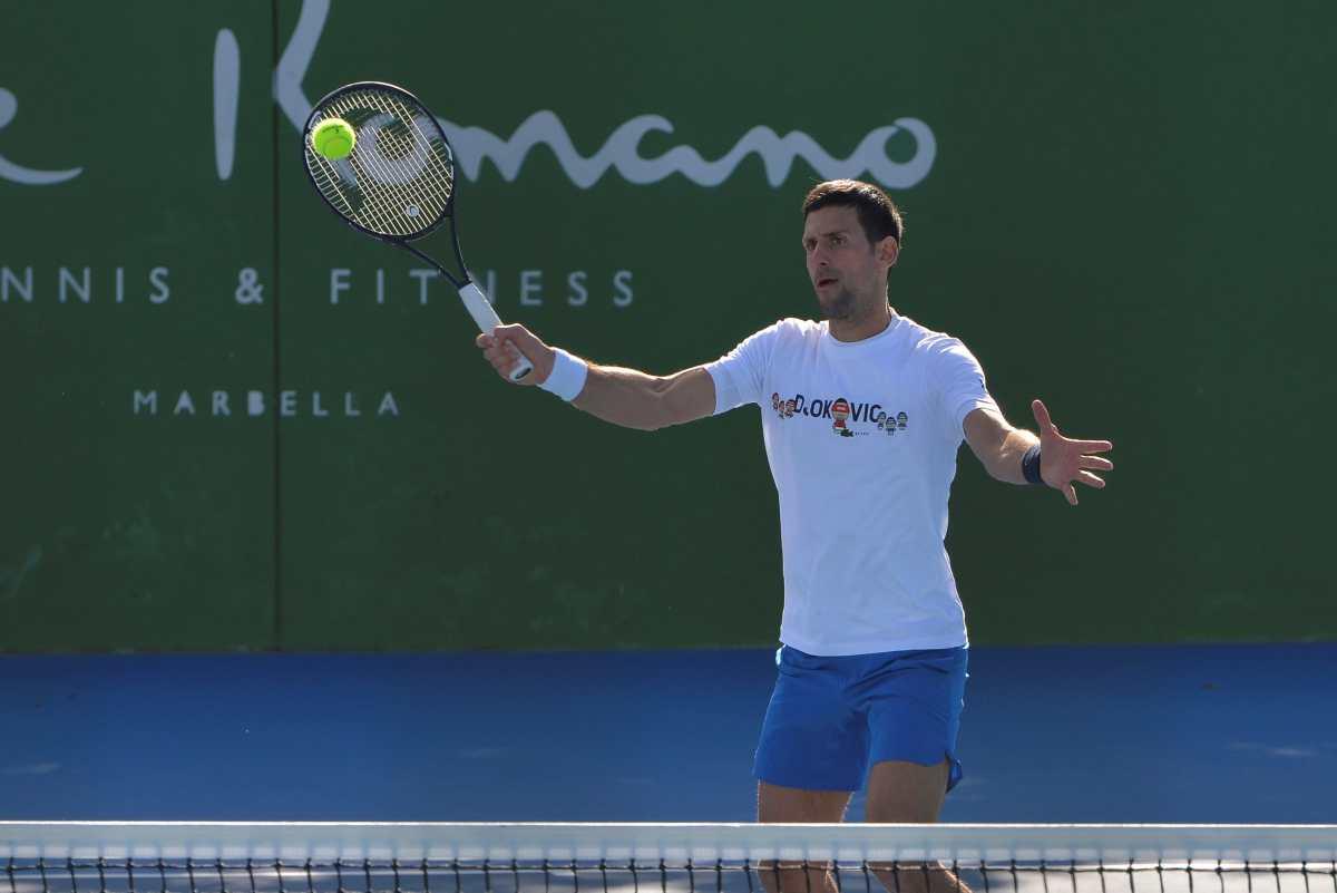 Djokovic, Nadal, Serena Williams en cuarentena en Adelaida