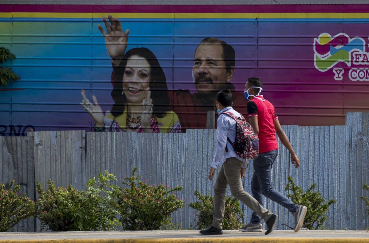 """Nicaragua: Ortega se propone """"defender intereses supremos nacionales""""…en la luna y el espacio"""