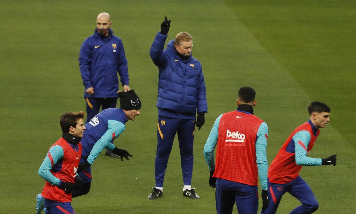 """Ronald Koeman: """"El Barcelona no está para ganar muchas cosas"""""""