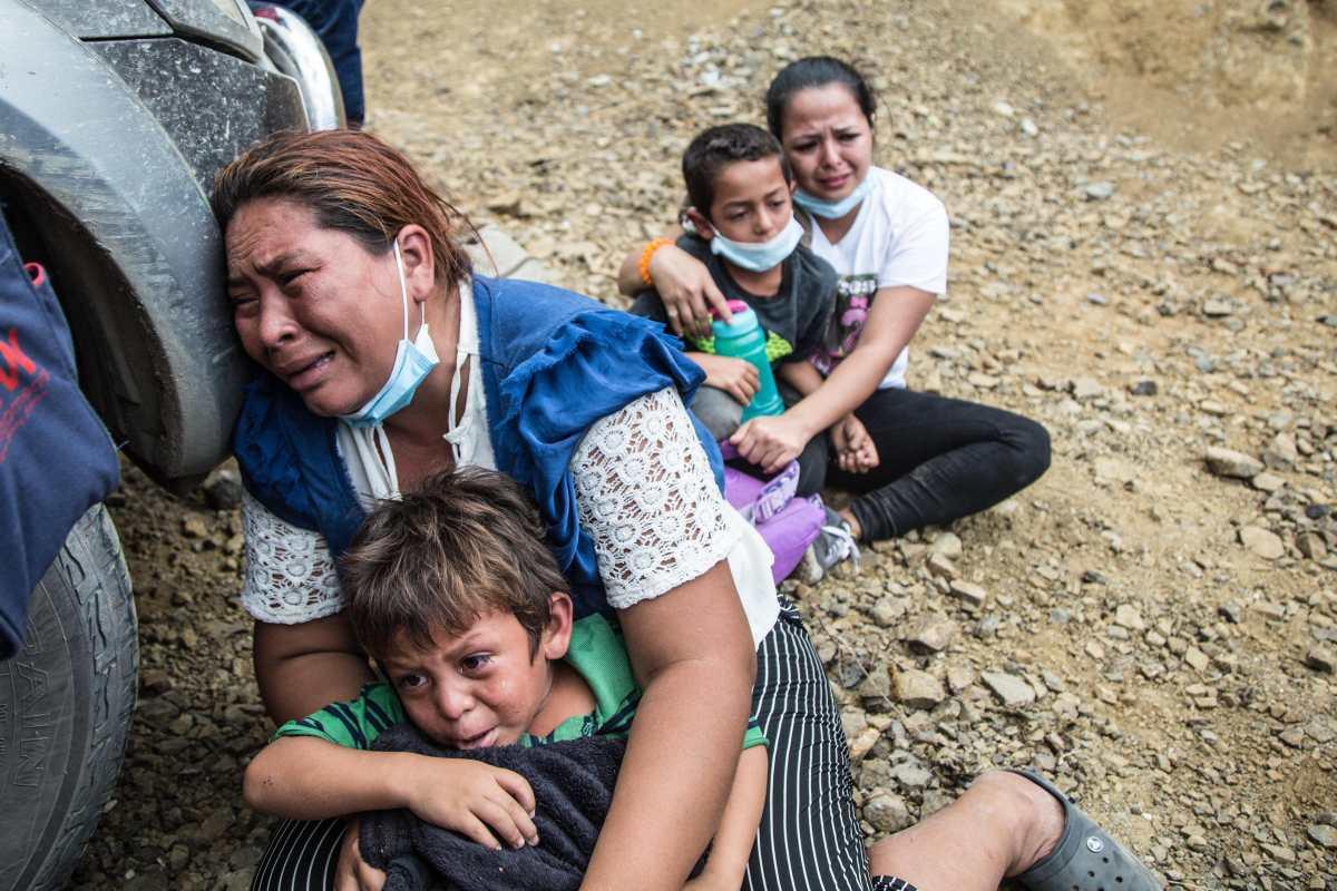 Los Estados como hacedores de las caravanas migrantes