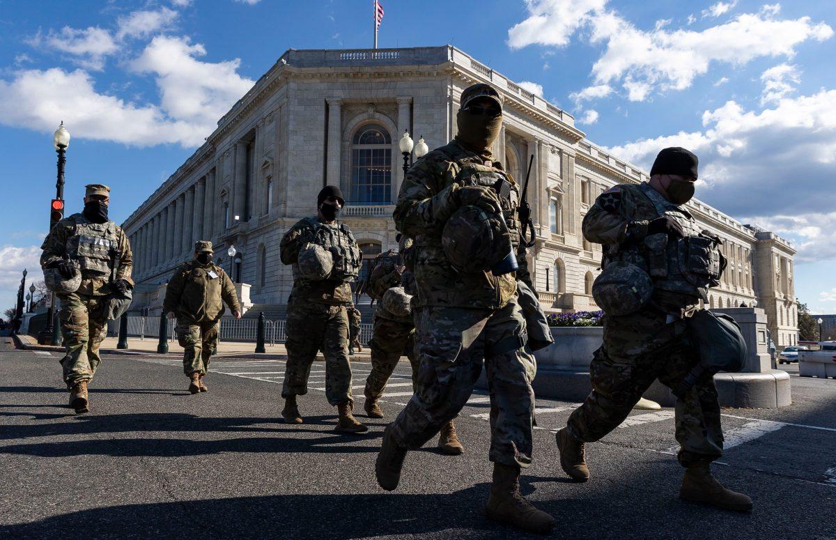 Por lazos con extremismo islámico excluyen a dos militares excluidos de la investidura de Biden