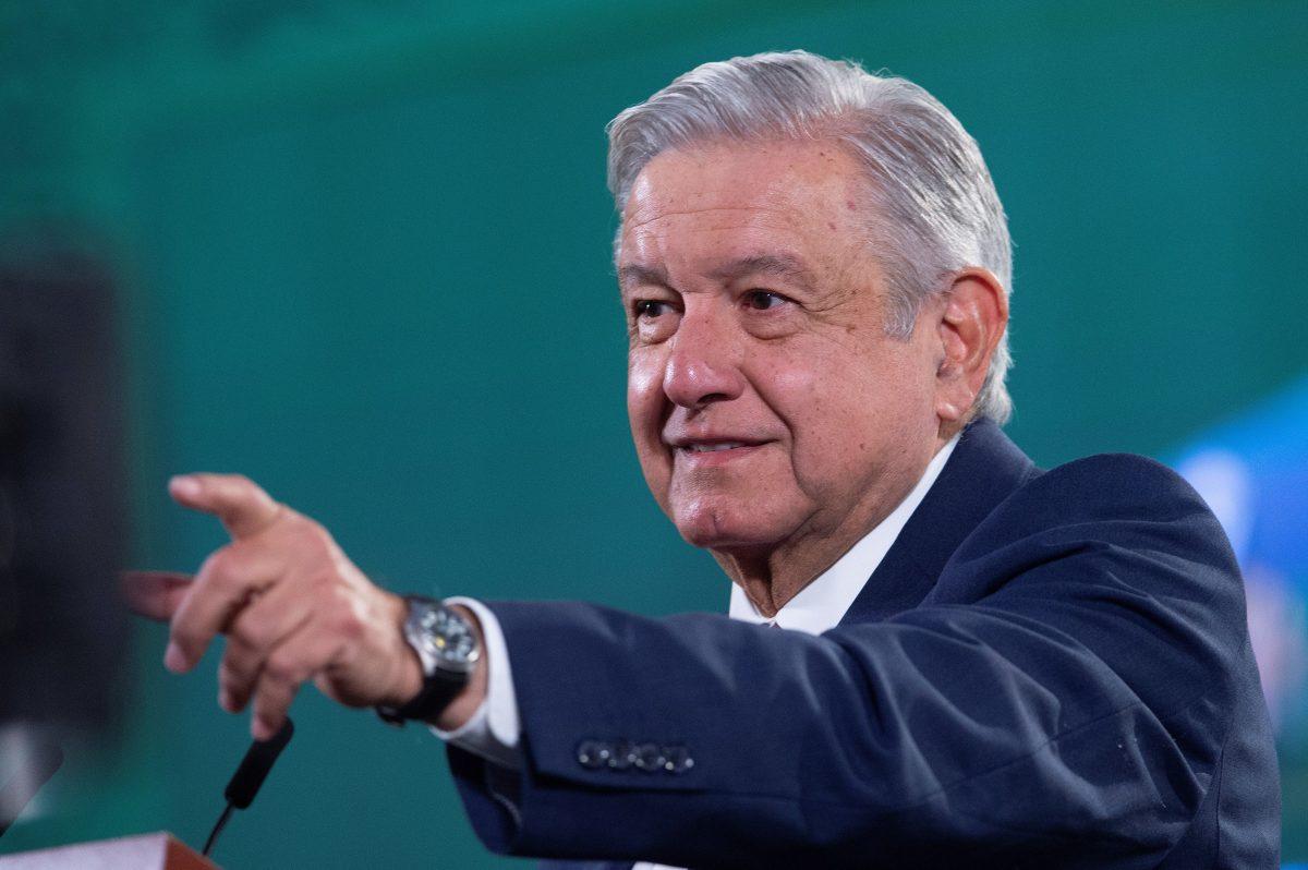 Presidente mexicano, Andrés Manuel López Obrador, tiene coronavirus y así es su estado de salud