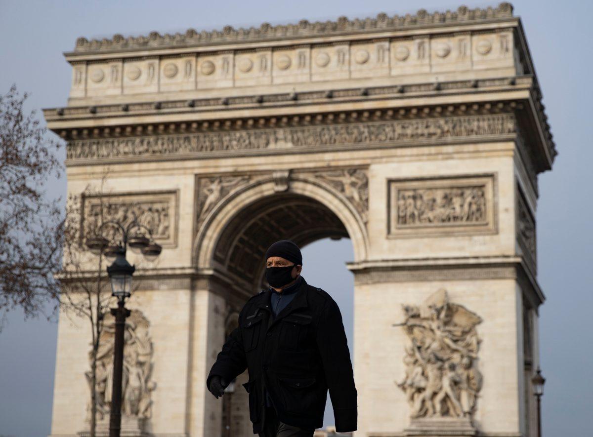 Francia cerrará sus fronteras a los países externos de la Unión Europea