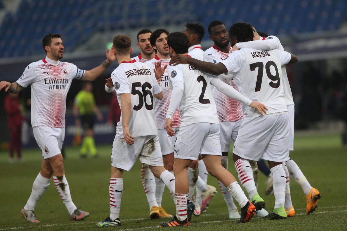 El líder AC Milan se reencuentra con el triunfo, Juventus aguanta el pulso