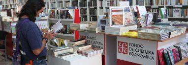 El Fondo de Cultura Económica abrió sus puertas a los guatemaltecos en 1995.