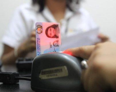 Hay más de 300 mil DPI en las oficinas del Renap que no han sido recogidos. (Foto: Hemeroteca PL)