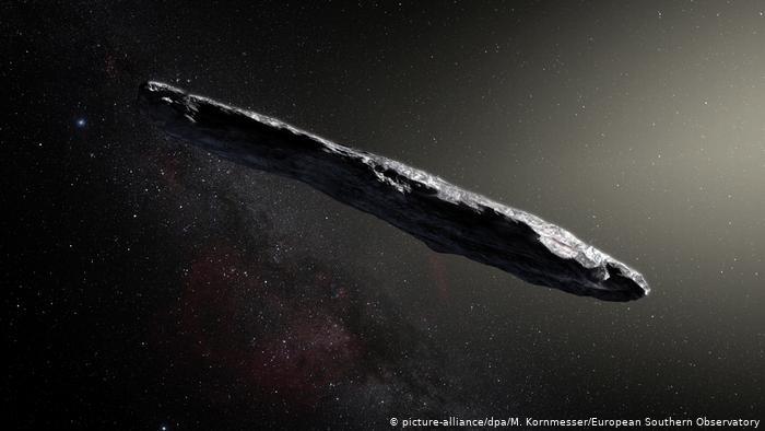 Reputado astrónomo insiste en que asteroide Oumuamua era una nave extraterrestre