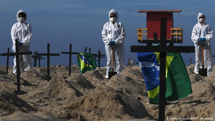De acuerdo con los escritos del científico, a la pandemia le seguirá un período de inestabilidad. (Foto: AFP)