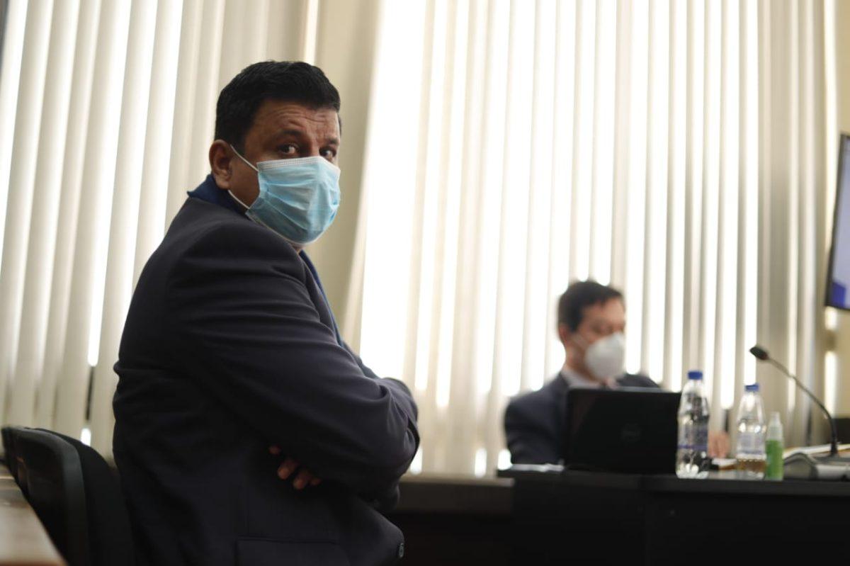 Allanan empresa vinculada al exdiputado Estuardo Galdámez, por anomalías en construcción de hospital en Ixcán