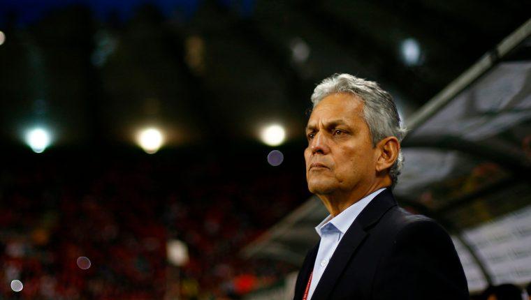 Reinaldo Rueda dirigió a Chile desde 2018. Ahora se hará cargo del combinado de Colombia. Foto Prensa Libre: AFP.