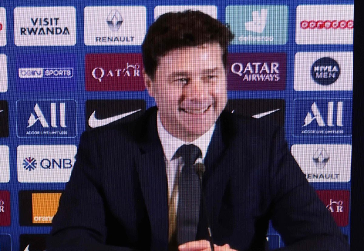 """""""Todo gran jugador es bienvenido en el PSG"""", dice Pochettino sobre Messi"""